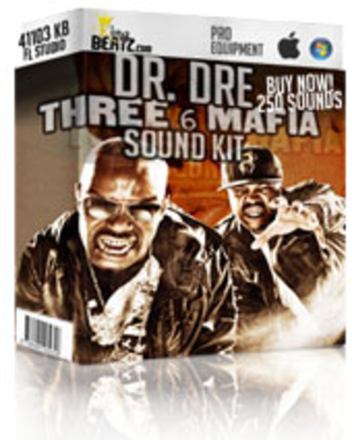 Product picture Hip Hop Legends Dre 36 Mafia Inspired Kit