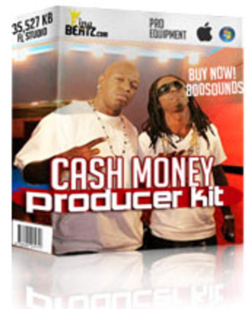 Product picture Cash Money Drum/Sound Kit