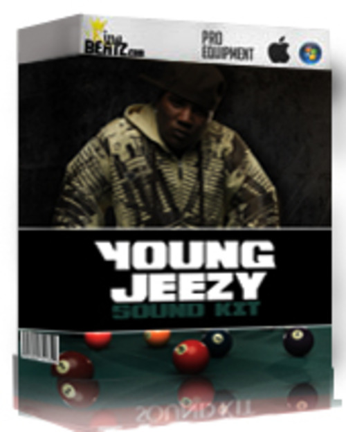 Product picture Inspired Young Jeezy Sound/Drum Kit
