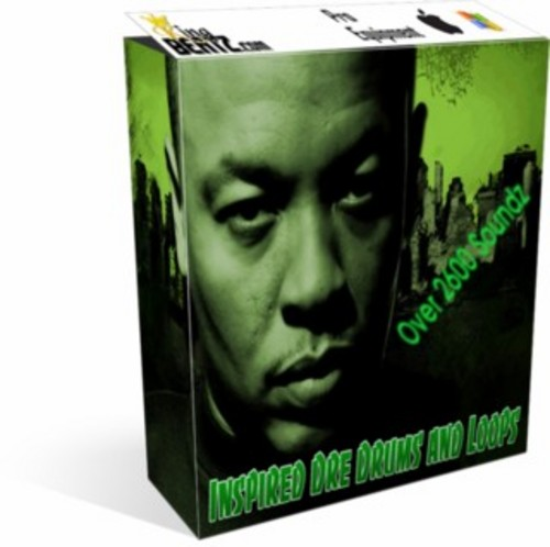 Product picture Dr Dre Drum, Loops, & Sound Kit