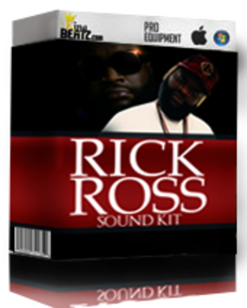 Product picture Rick Ross Sound Kit
